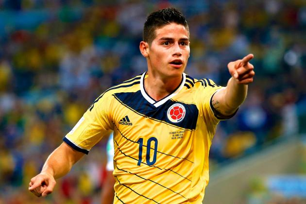 What Is James Rodriguez's Best Move After World Cup as Transfer Talk Increases?