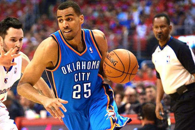 Thabo Sefolosha to Hawks: Latest Contract Details, Analysis and Reaction
