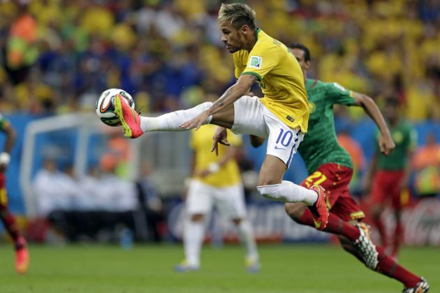 World Cup 2014 Predictions: Projecting Final Scores for Day 23 Fixtures