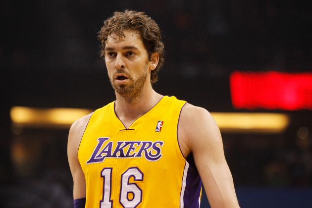 Keeping Pau Gasol Key to Los Angeles Lakers Luring More Free Agents