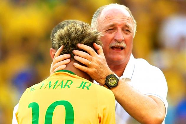 Brazil vs. Colombia: Coaches Scolari and Pekerman Will Decide World Cup Clash