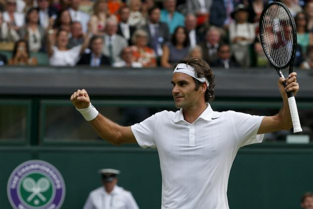 Wimbledon 2014: Full TV and Live-Stream Schedule for Day 11 at All England Club