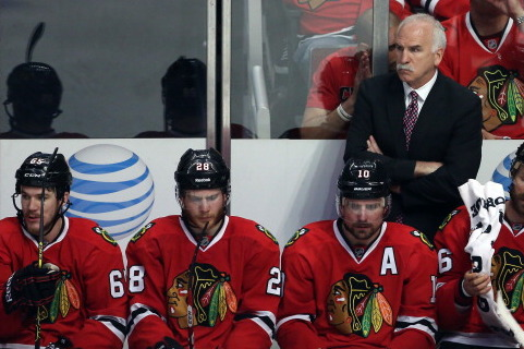 Chicago Blackhawks Face a Much Tougher Central Division in 2014-15 Season