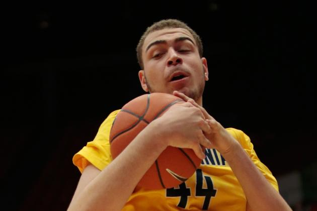 Source: Cal's Kameron Rooks Likely to Miss Basketball Season with Torn ACL