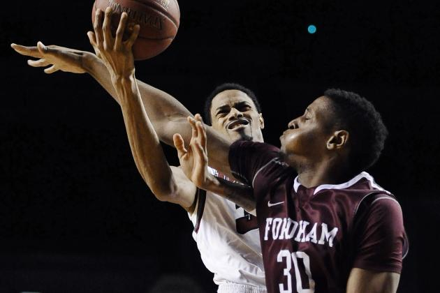 Fordham Basketball: Competition Is the Name of the Game These Days