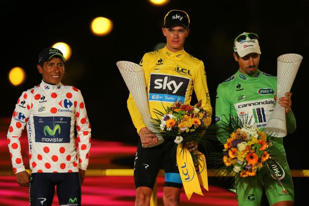 Tour De France Prize Money 2014: Known Purse Payouts for Triple-Crown Race
