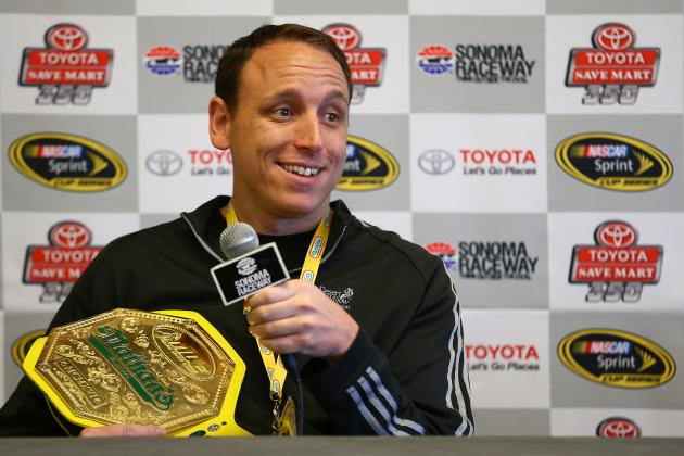 Nathan's Hot Dog Eating Contest 2014: Predictions for Joey Chestnut, Top Eaters