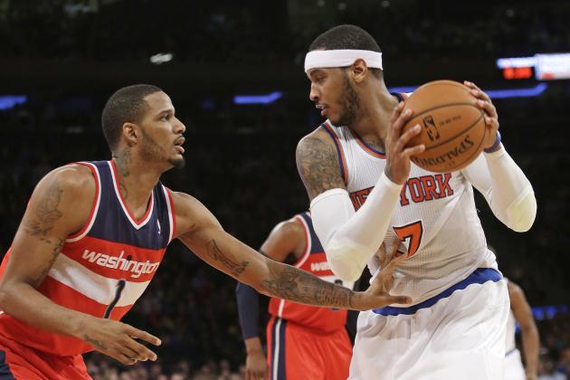 Rockets Rumors: Latest Buzz Surrounding Carmelo Anthony, Jeremy Lin and More