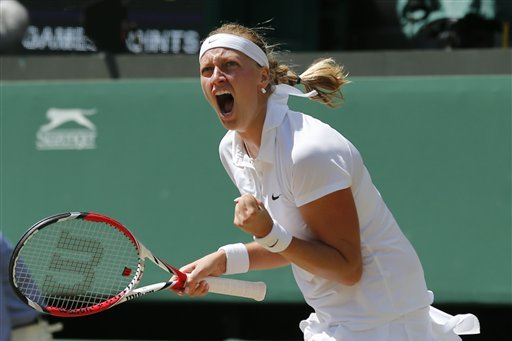 Wimbledon 2014 Women's Final: Petra Kvitova Primed to Repeat 2011 Title