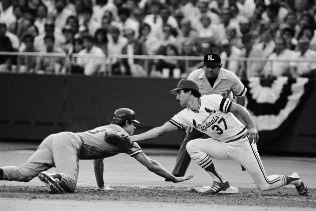 In 1979, One Vote Capped the Careers of Keith Hernandez and Willie Stargell