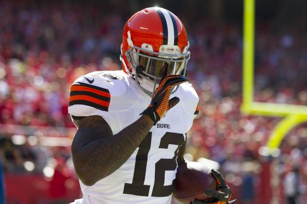 Browns' Josh Gordon's Appeal Hearing Set for Late July, Per Report
