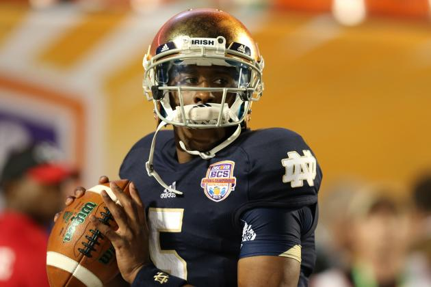Florida State Football: Top 5 Quarterbacks That 'Noles Will Face in 2014
