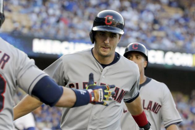 5 Takeaways from Lonnie Chisenhall's 1st-Half Performance
