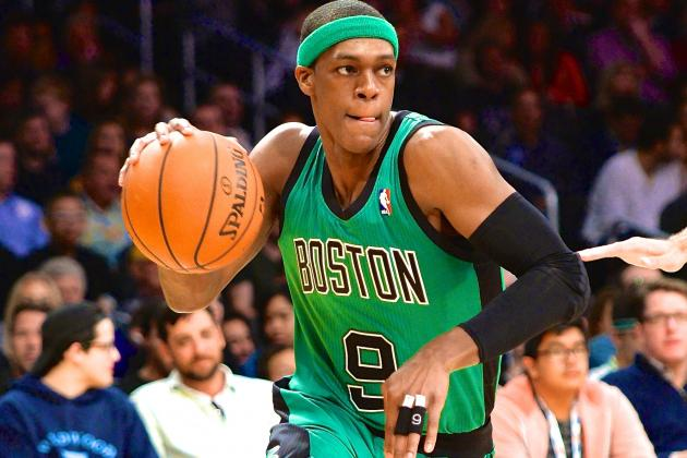 Will Rajon Rondo Be the Next Superstar to Hit the 2014 NBA Trade Block?
