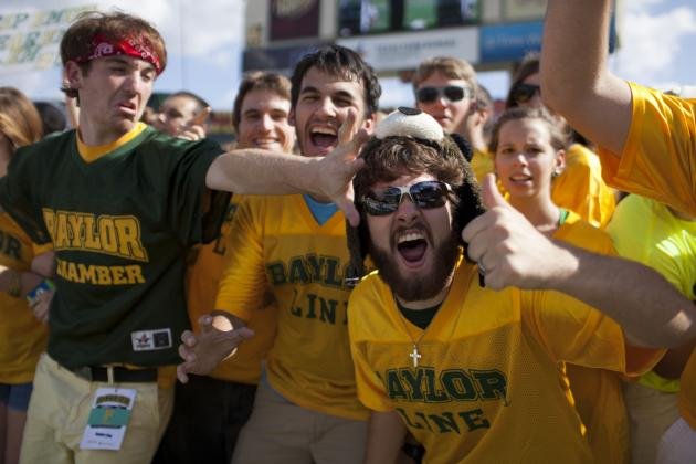 Baylor Hopes Recruiting Room with Snack Bar, Xbox Will Wow Top Prospects