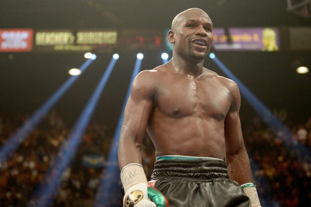 What Will Floyd Mayweather's Surprise Be for His May 2015 Fight?
