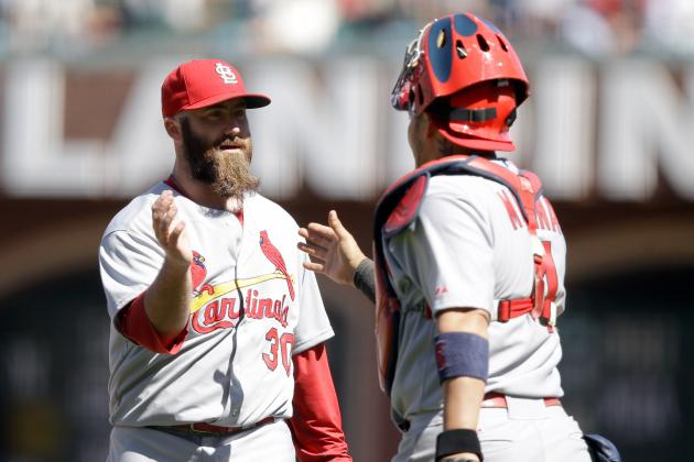 Cardinals Wrap Up Long Road Trip with a Happy Flight out of San Francisco