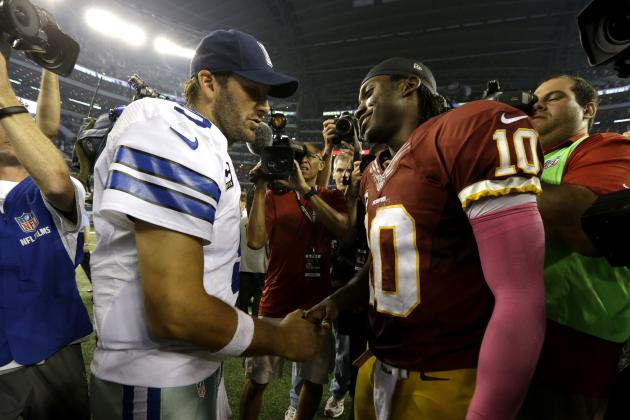 How Will the Washington Redskins Stack Up Against NFC East Foes in 2014?