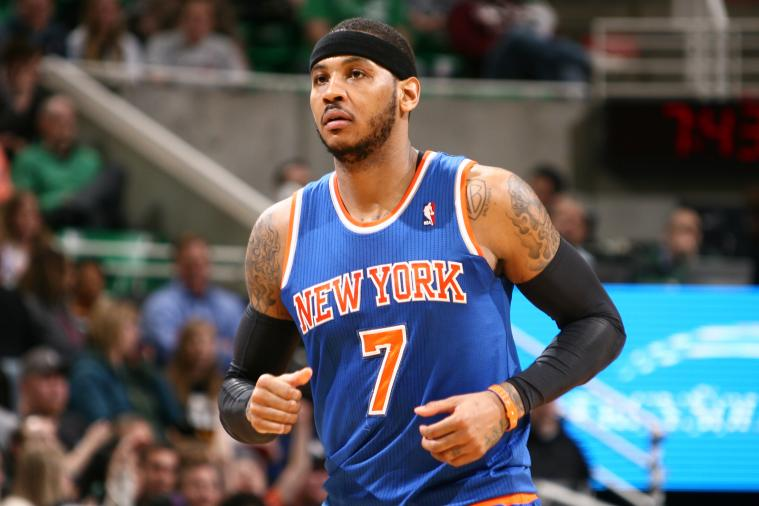 Ranking Carmelo Anthony's Best Possible Destinations in Free Agency