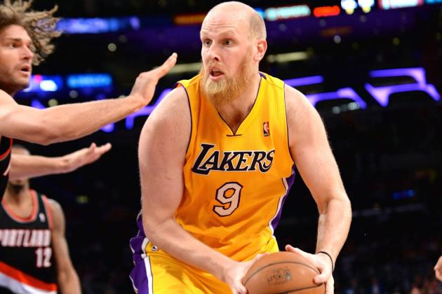 Chris Kaman to Trail Blazers: Latest Contract Details, Analysis and Reaction