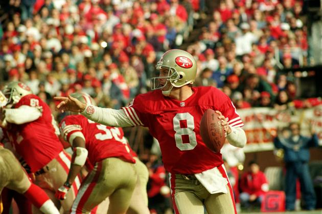 San Francisco 49ers: The Greatest Offensive Fireworks in Franchise History