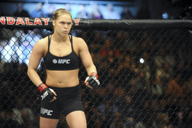 Ronda Rousey Should Pursue History by Taking UFC 176 Main Event