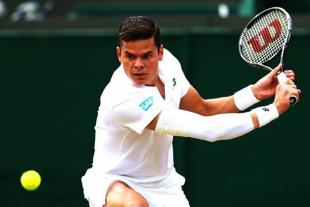 Will the Next Generation of Men's Tennis Stars Take over at Wimbledon 2014?