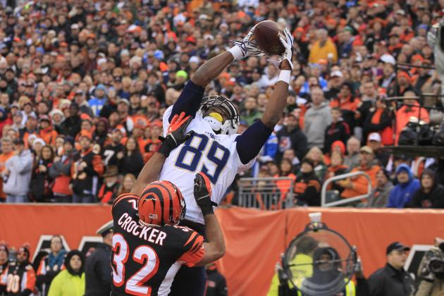 Is Ladarius Green Ready to Overtake Antonio Gates as Chargers' Starting TE?