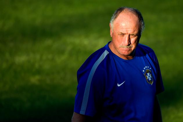 Luiz Felipe Scolari and Thiago Silva Slam Brazil's World Cup Critics
