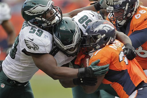 Will Age Catch Up with the Philadelphia Eagles in 2014?