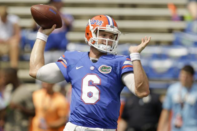 Florida Football: Realistic Expectations for Gators' QB Jeff Driskel in 2014