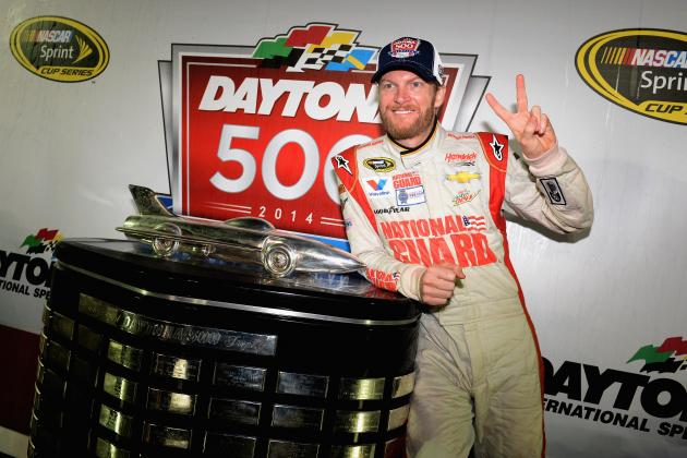 NASCAR at Daytona 2014: Start Time, Live Stream, TV Schedule and More