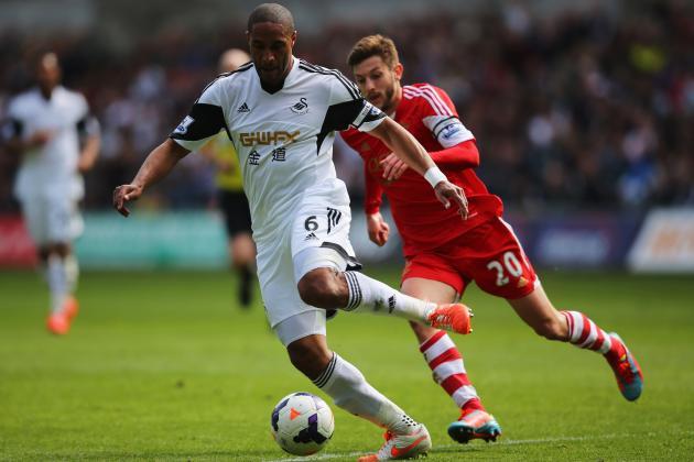 Ashley Williams Signs 4-Year Swansea Deal