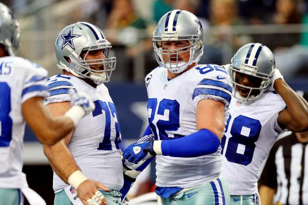 Why Jason Witten Is No Longer an Elite Tight End