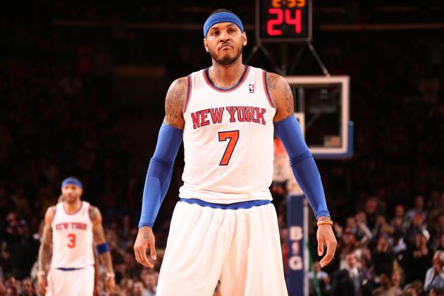 What New York Knicks Can Give Carmelo Anthony That Other Teams Can't