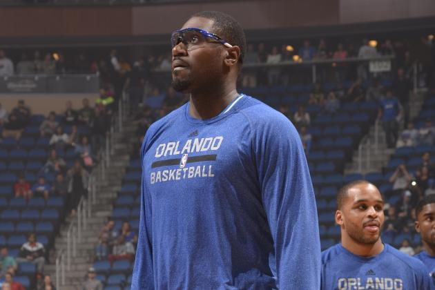 Magic to Waive Jason Maxiell