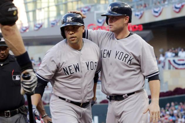 Yankees' Carlos Beltran Grabs 4th Place on All-Time Switch-Hitters Homers List