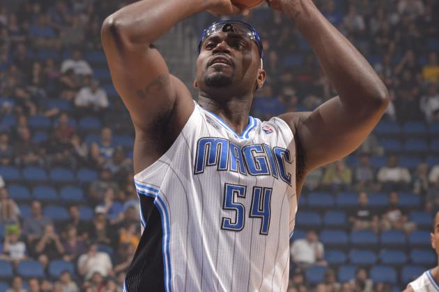 Magic Waive Jason Maxiell