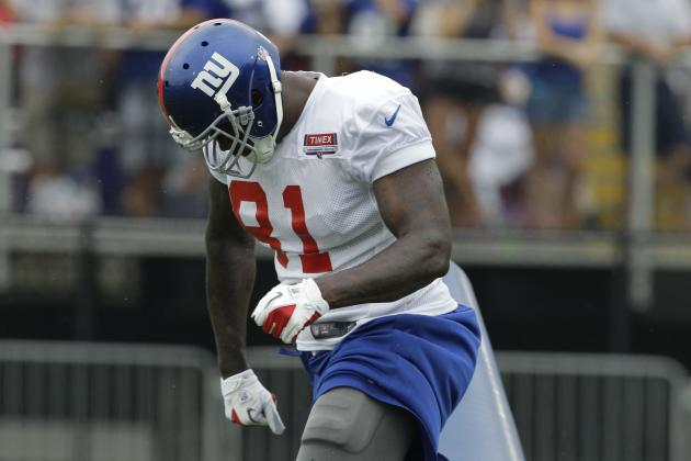 Giants Roster Preview: Tight Ends