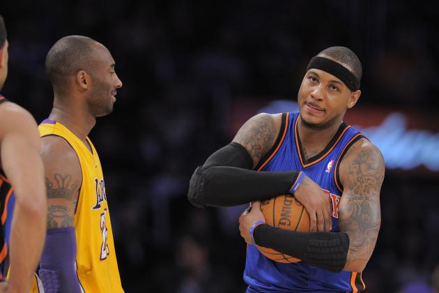 Lakers Rumors: L.A. Smart to Offer Melo Max Deal