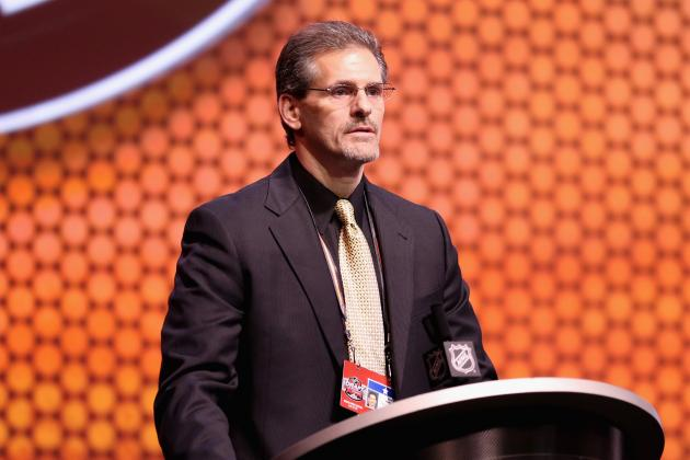 Flyers' Hextall Remains Calm Amid Free-Agency Storm