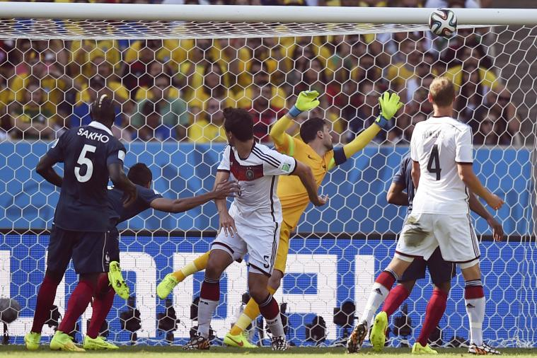 France vs. Germany: Goals, Highlights from World Cup Quarter-Final Match