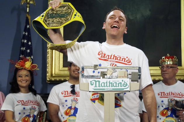 Nathan's Hot Dog Eating Contest 2014: Results, Recap and Twitter Reaction