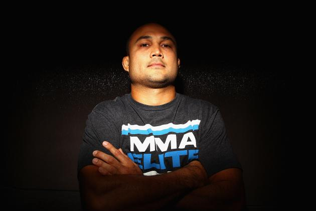 Why UFC Legend B.J. Penn Is Stepping into the Cage Again
