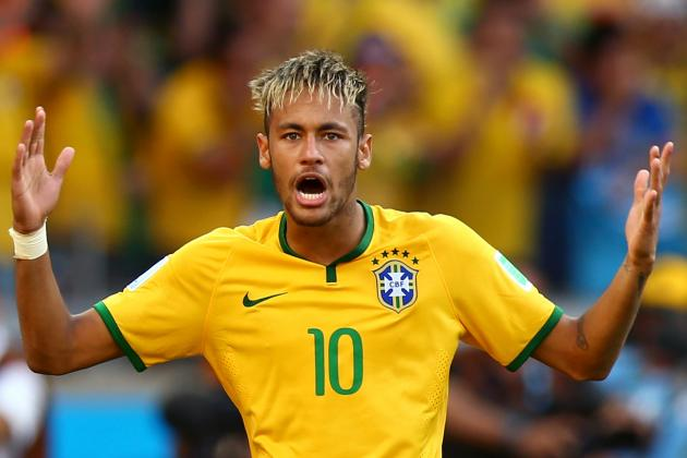 Brazil vs. Colombia: Live Player Ratings