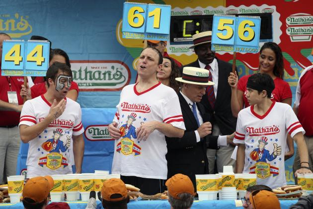 Matt Stonie Resides on Cusp of Ushering in New Era in Competitive Eating