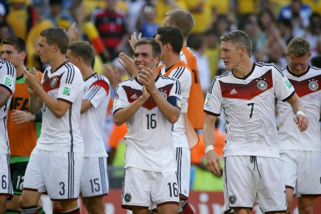 France vs. Germany: How Win Can Fuel Germans to World Cup Title