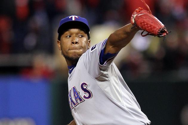 Neftali Feliz Called Up