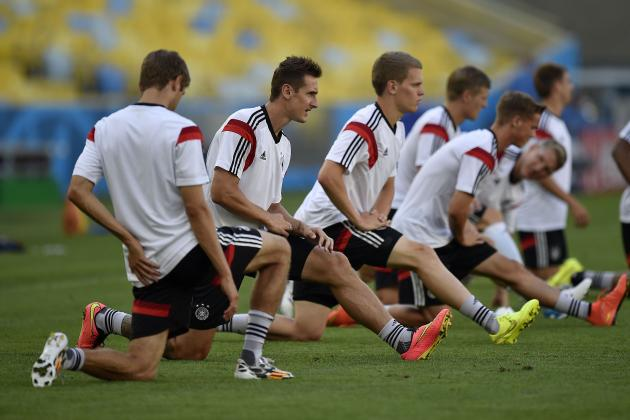 Recovery Could Be Key to Victory at the 2014 FIFA World Cup