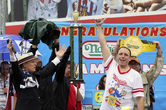 Nathan's Hot Dog Eating Contest 2014: Parity Is Good for Future of Event